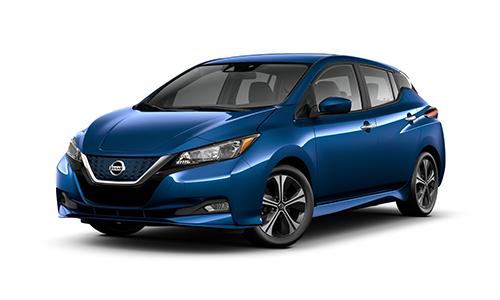 2021 Nissan LEAF SV Plus