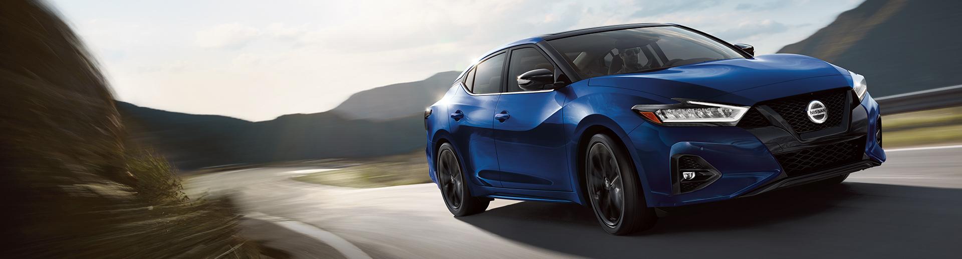 2021 Nissan Maxima Lifestyle Photo