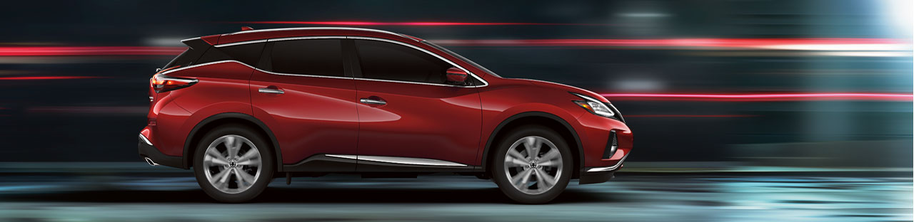 2021 Nissan Murano Lifestyle Photo