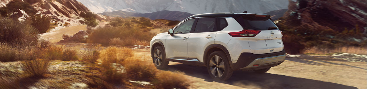 2021 Nissan Rogue Lifestyle Photo