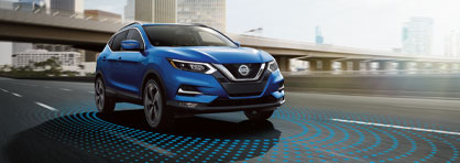 2021 Nissan Rogue Sport Safety Features