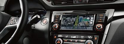 2021 Nissan Rogue Sport Technology Features