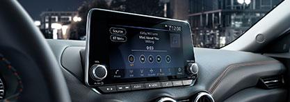 2021 Nissan Sentra Technology Features