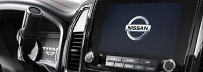 2021 Nissan Titan Technology Features