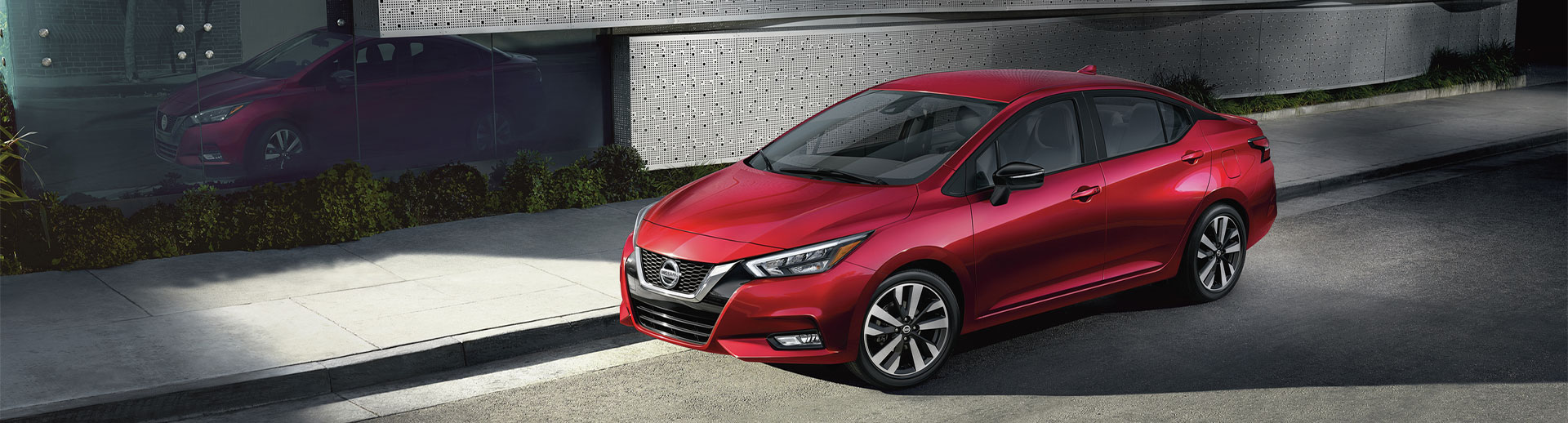 2021 Nissan Versa Lifestyle Photo