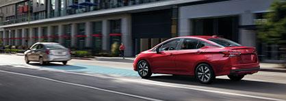 2021 Nissan Versa Technology Features