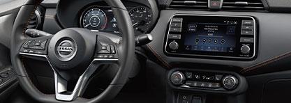 2021 Nissan Versa Safety Features