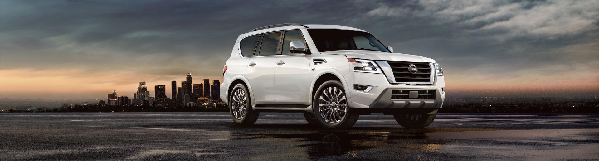 2022 Nissan Armada Lifestyle Photo