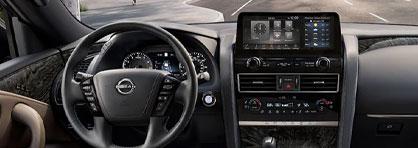 2022 Nissan Armada Technology Features