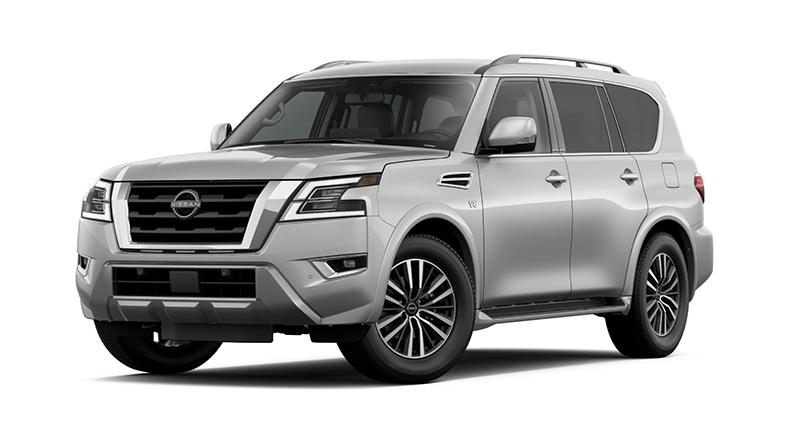 2022 Nissan Armada SV