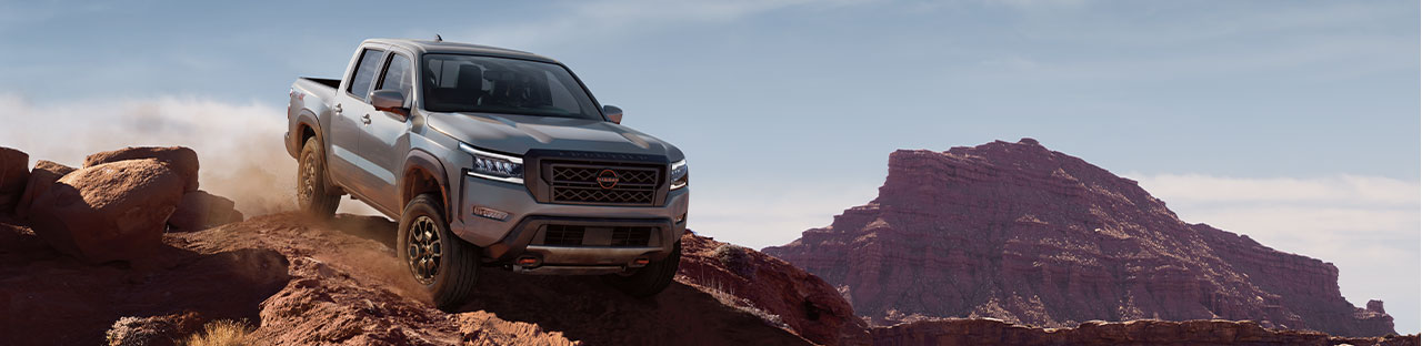 2022 Nissan Frontier Lifestyle Photo