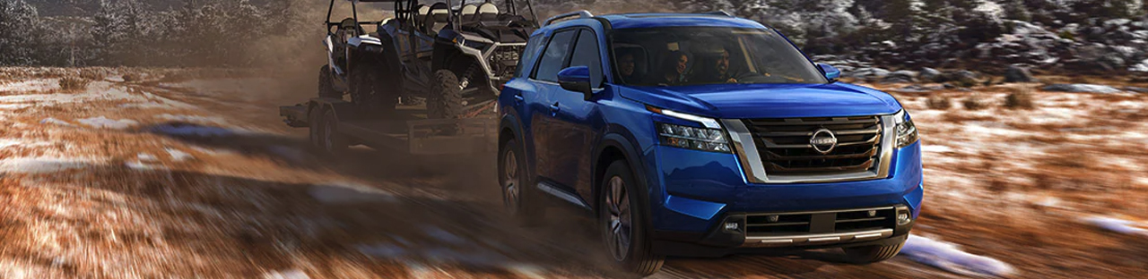 2022 Nissan Pathfinder Lifestyle Photo