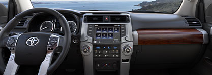 2020 Toyota 4Runner Technology Features
