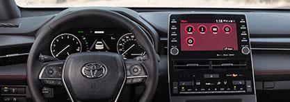 2020 Toyota Avalon Technology Features