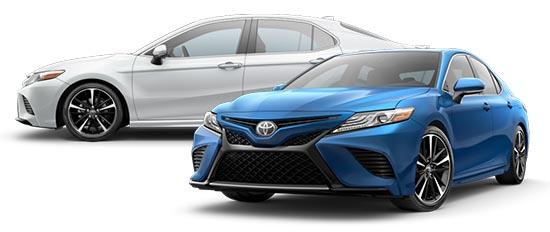 2020 Toyota Camry Exterior Photo