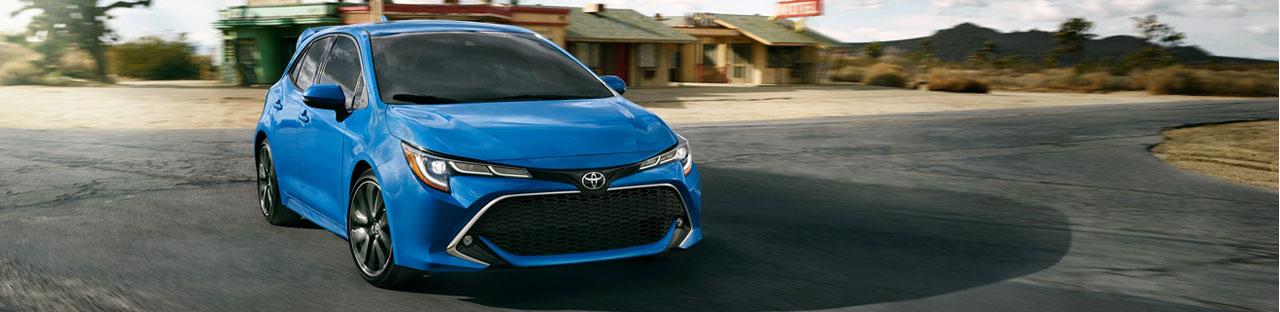 2020 Toyota Corolla Hatchback Lifestyle Photo