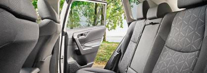 2020 Toyota RAV4 Hybrid Interior