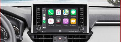 2020 Toyota RAV4 Hybrid Technology Features