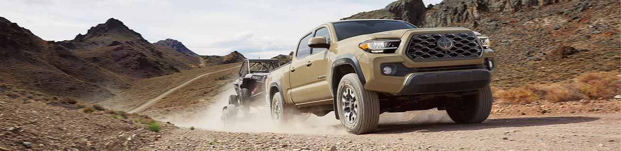 2020 Toyota Tacoma Lifestyle Photo