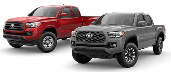 2020 Toyota Tacoma Exterior Photo