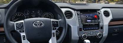 2020 Toyota Tundra Technology Features