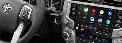 2021 Toyota 4Runner Technology Features