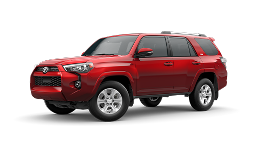 2021 Toyota 4Runner SR5 Premium