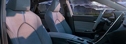 2021 Toyota Avalon Interior