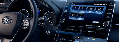 2021 Toyota Avalon Technology Features