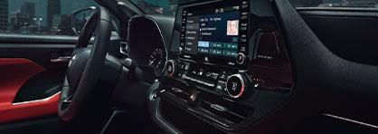 2021 Toyota Highlander Safety Features