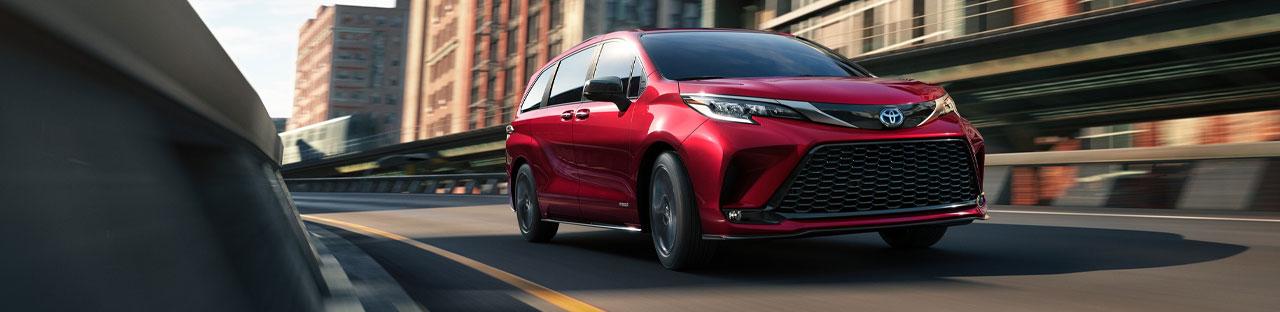 2021 Toyota Sienna Lifestyle Photo