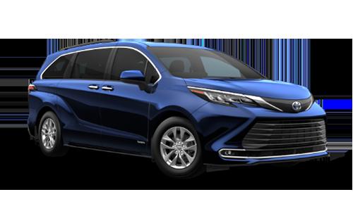 2021 Toyota Sienna XLE