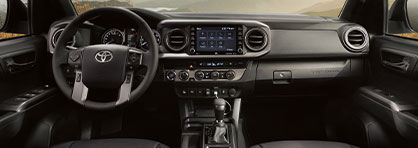 2021 Toyota Tacoma Safety Features