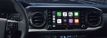 2021 Toyota Tacoma Technology Features