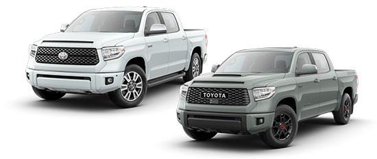2021 Toyota Tundra Exterior Photo