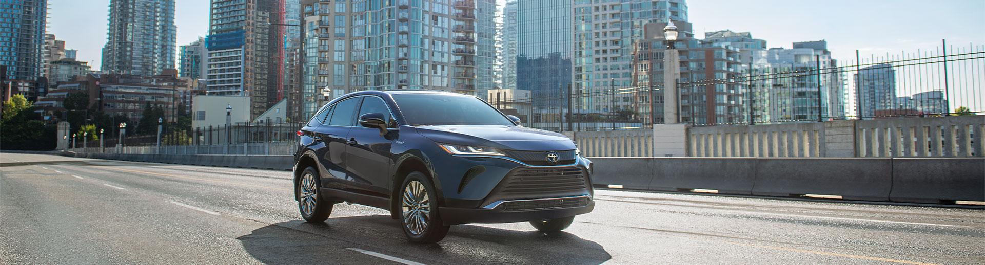 2021 Toyota Venza Lifestyle Photo