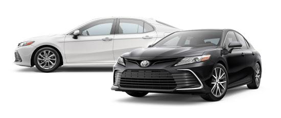 2022 Toyota Camry Exterior Photo